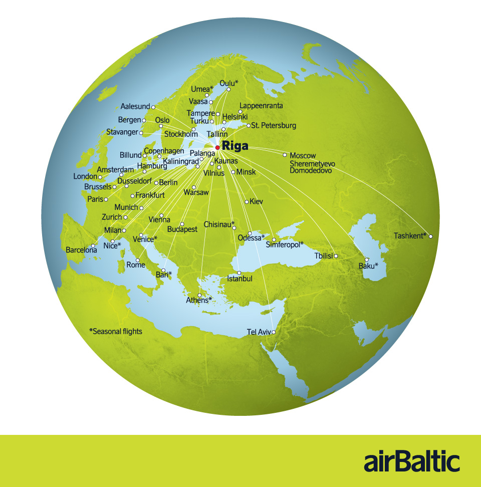 airBaltic Main Image